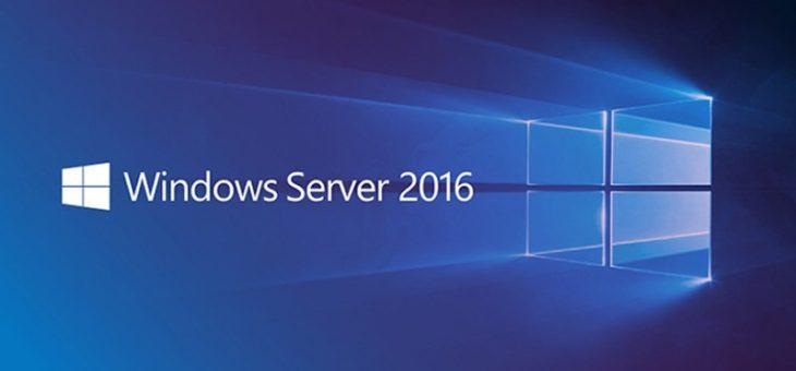 #BeepBeep: licenciamento Windows Server 2016